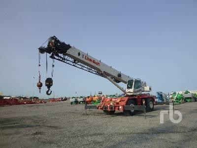 2006 LINK-BELT RTC8050 II 50 Ton 4x4x4 Rough Terrain Crane