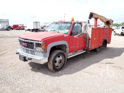 1997 GMC C3500 PARTS ONLY Mechanic Truck Parts/Stationary Trucks - Other
