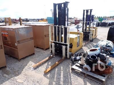 YALE MCW040LEN24TV08 3700 Lb Electric Forklift