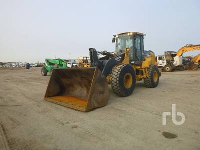 2011 JOHN DEERE 624K High Lift Wheel Loader
