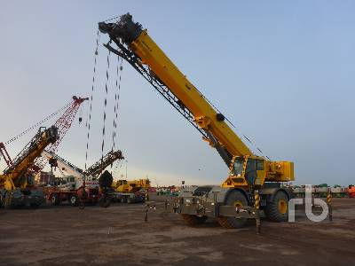2014 GROVE RT765E-2 65 Ton 4x4 Rough Terrain Crane