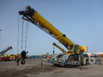 2013 GROVE RT765E-2 65 Ton 4x4 Rough Terrain Crane