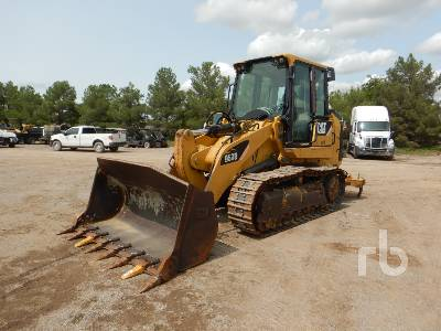 2007 CATERPILLAR 953D Crawler Loader
