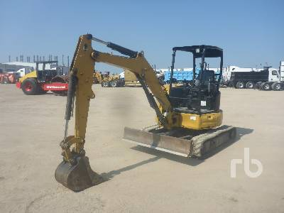 2014 CATERPILLAR 305.5E CR Mini Excavator (1 - 4.9 Tons)