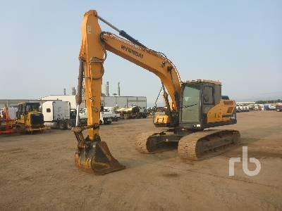 HYUNDAI HX180 L Hydraulic Excavator
