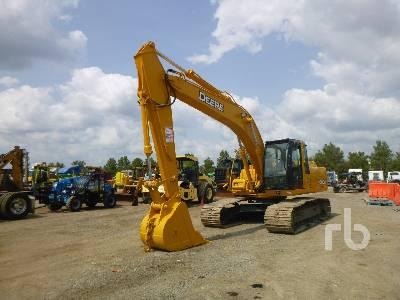 2006 JOHN DEERE 200CLC Hydraulic Excavator