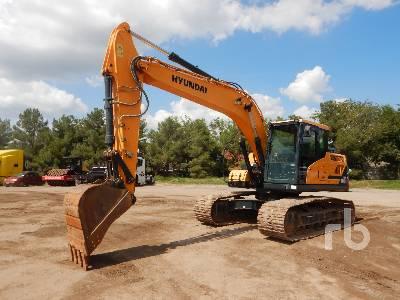 2018 HYUNDAI HX180 Hydraulic Excavator