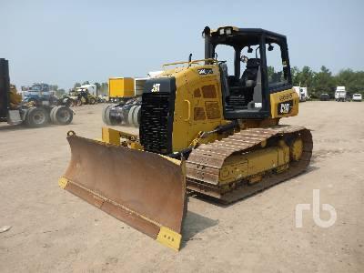 2017 CATERPILLAR D4K2 LGP Crawler Tractor