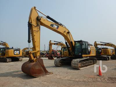 2016 CATERPILLAR 336FL Hydraulic Excavator