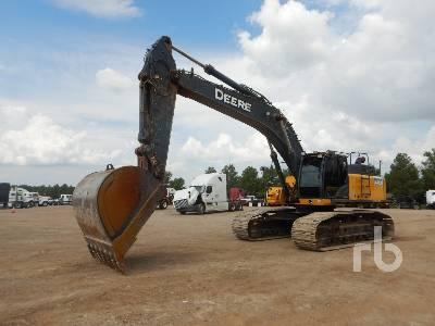 2015 JOHN DEERE 470G LC Hydraulic Excavator