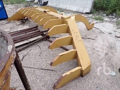 190 In. S/U Crawler Tractor Rake