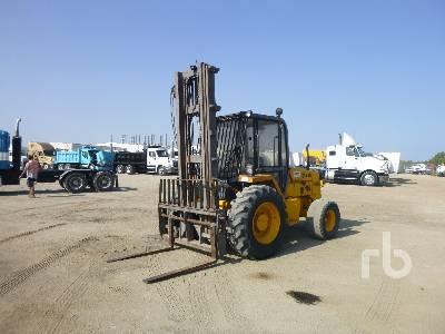 1993 JCB 930 6000 Lb Rough Terrain Forklift