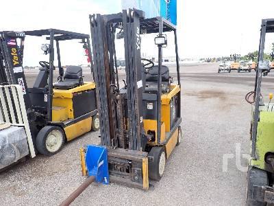 YALE ERC030AFN36SE08 Electric Forklift