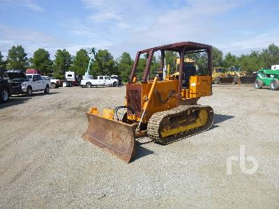 1993 CASE 450C Crawler Tractor