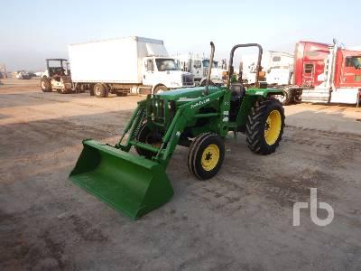 2005 JOHN DEERE 5103 2WD Tractor