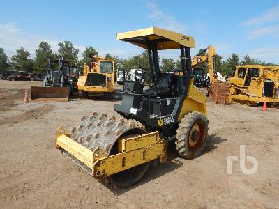 BOMAG BW124PDH-40 Vibratory Padfoot Compactor