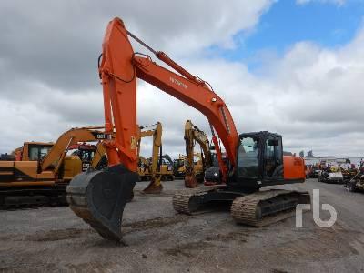 2011 HITACHI ZX250LC-5 Hydraulic Excavator