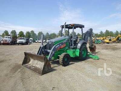 2014 JOHN DEERE 310K Loader Backhoe