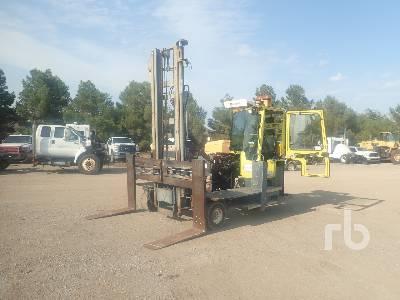 2008 COMBILIFT COB0110DA50 11000 Lb Forklift