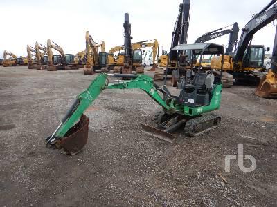 2013 BOBCAT 324 Mini Excavator (1 - 4.9 Tons)
