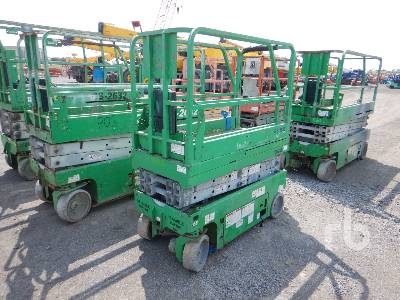 2006 GENIE GS1530 PARTS ONLY Electric Scissorlift Parts/Stationary Construction-Other