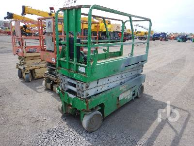 GENIE GS2032 PARTS ONLY Electric Scissorlift Parts/Stationary Construction-Other