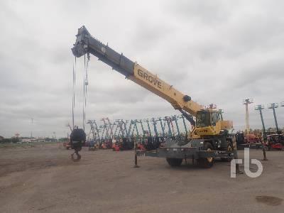 2003 GROVE RT530E 30 Ton 4x4x4 Rough Terrain Crane