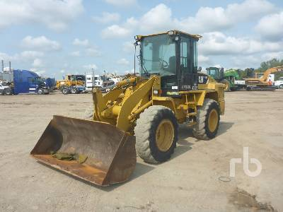 2008 CATERPILLAR 914G Wheel Loader