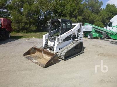 2015 BOBCAT T650 Compact Track Loader