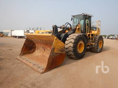 2005 JOHN DEERE 824J Wheel Loader