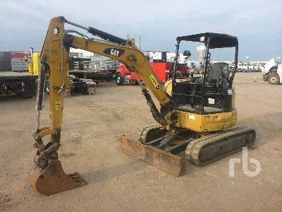 CATERPILLAR 303.5E2 CR Mini Excavator (1 - 4.9 Tons)