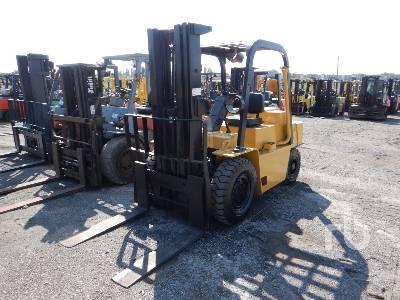 CATERPILLAR V80E 8000 Lb Forklift