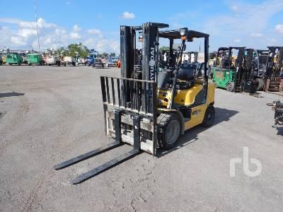 HYUNDAI 30L7M 5220 Lb Forklift