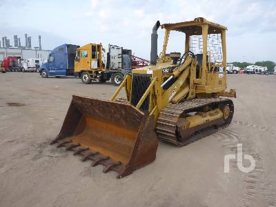 2006 CATERPILLAR 939C Crawler Loader