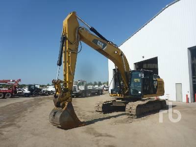 2013 CATERPILLAR 329E L Hydraulic Excavator