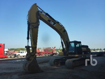 2010 CATERPILLAR 336EL Hydraulic Excavator