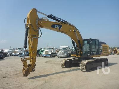 2012 CATERPILLAR 336E L Hydraulic Excavator