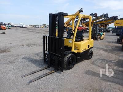 HYSTER H50FT 3950 Lb Forklift