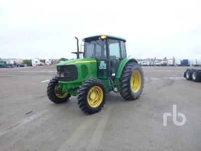 JOHN DEERE 6415 MFWD Tractor