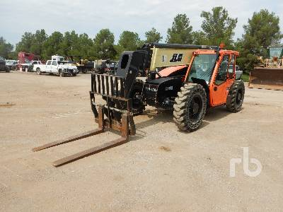 2017 JLG 943 9000 Lb 4x4x4 Telescopic Forklift