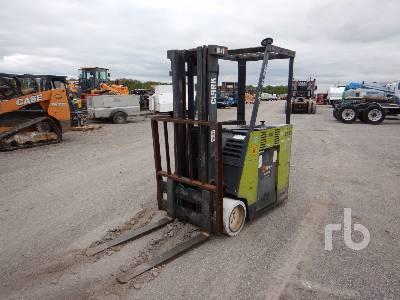 CLARK ESM20 4000 Lb Electric Forklift