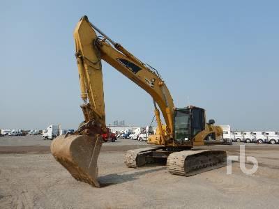 2004 CATERPILLAR 325C Hydraulic Excavator