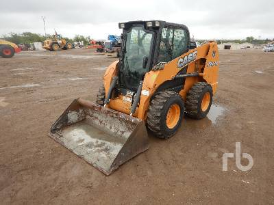 2015 CASE SR270 2 Spd Skid Steer Loader