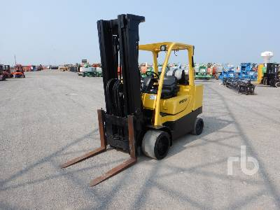 HYSTER S120FTS 12000 Lb Forklift