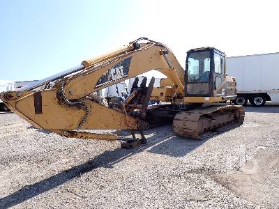 2000 CATERPILLAR 320B L PARTS ONLY Hydraulic Excavator Parts/Stationary Construction-Other