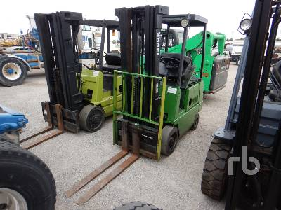 CLARK GCX15E PARTS ONLY Forklift Parts/Stationary Construction-Other