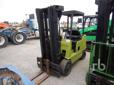 CLARK GC520MB PARTS ONLY Forklift Parts/Stationary Construction-Other