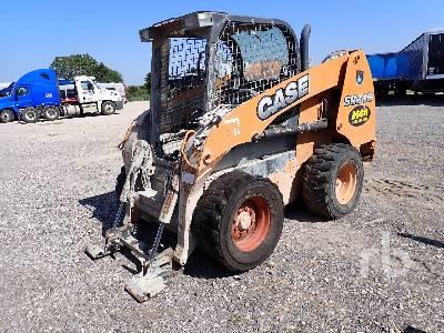2015 CASE SR240 PARTS ONLY Skid Steer Loader Parts/Stationary Construction-Other