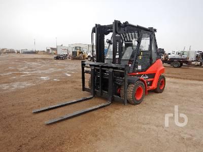 2009 LINDE H70D396 15000 Lb Forklift