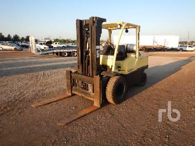 2007 HYSTER H120FT 12000 Lb Forklift